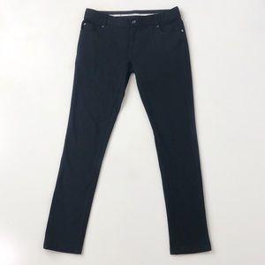 Tory Burch Black Crop Pants